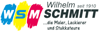 WSM die Maler logo